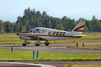 C-FEZZ @ CYNJ - About to leave - by Guy Pambrun