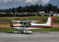 C-FGYM @ CYPK - About to leave - by Guy Pambrun