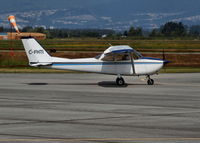 C-FHTI @ CYPK - About to leave - by Guy Pambrun