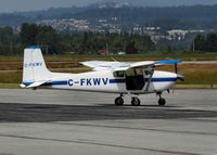 C-FKWV @ CYPK - Waiting for ????? - by Guy Pambrun
