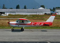 C-GEJK @ CYPK - About to depart - by Guy Pambrun