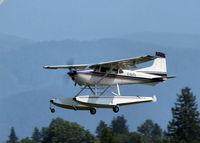C-GJTJ @ CYPK - Landing - by Guy Pambrun