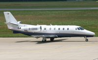 D-CDDD @ LOWG - DC Aviation Cessna 560XL Citation Excel - by Andi F