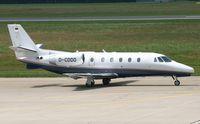 D-CDDD @ LOWG - DC Aviation Cessna 560XL Citation Excel - by Andi F