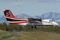 N215AL @ PANC - Era Aviation Dash 8-100