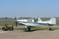 N5303V @ E52 - At Oldham County Airport - Vega, TX