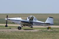N2243J @ E52 - At Oldham County Airport - Vega, TX