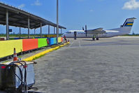 C6-BFP @ NAS - On the tarmac at Nassau Intl - by Murat Tanyel