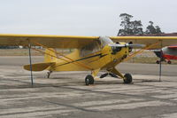 N30653 @ KLPC - Lompoc Piper Cub fly in 2012 - by Nick Taylor