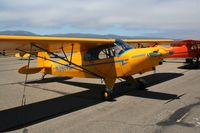 N397PA @ KLPC - Lompoc Piper Cub fly in 2012 - by Nick Taylor