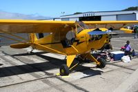 N2149M @ KLPC - Lompoc Piper Cub fly in 2012 - by Nick Taylor
