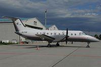 HA-FAN @ LHBP - Budapest Aircraft Service Embraer 120
