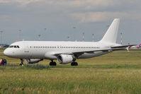 YL-LCJ @ LHBP - Airbus 320