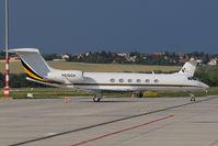 N516GH @ LHBP - Gulfstream 5