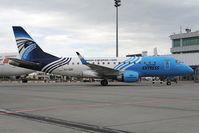 SU-GDK @ LHBP - Egypt Air Embraer 170