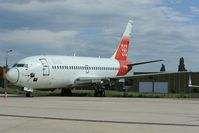 HA-LEW @ LHBP - Cityline Hungary Boeing 737-200