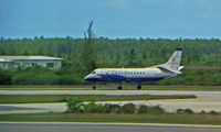 C6-JAY @ NAS - Coming to a stop after touch-down at NAS - by Murat Tanyel