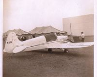 N51G @ RFK - 1959 POBER SPORT P-5 C/N 105 - by dennisheal