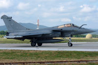 24 @ LFTH - Taxiing after flight demo. Crashed near Alicante, 2 july 2012 - by micka2b