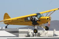N10593 @ KLPC - Lompoc Piper Cub fly in 2012 - by Nick Taylor
