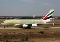 F-WWAQ @ LFBO - C/n 0111 - For Emirates - by Shunn311