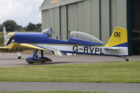G-RVPL @ EGSV - Parked at Old Buckenham. - by Graham Reeve