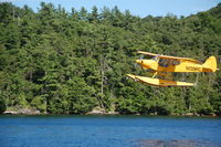 N139RC - Lake George NY near Gull Bay - by S Cotten