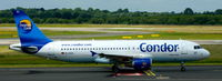 D-AICL @ EDDL - Condor, seen here on the taxiway at Düsseldorf Int´l (EDDL) - by A. Gendorf