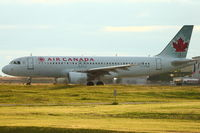 C-FZUB @ CYYC - 2003 Airbus A320-214, c/n: 1940 at Calgary