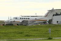 C-GDFT @ CYYC - 1978 Beech 200, c/n: BB-354 at Calgary