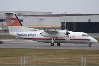 C-GPAL @ CYYT - Provincial Airlines DHC 8-100 - by Andy Graf-VAP