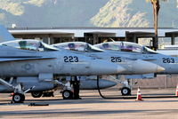 164039 @ PSP - F-18 VMFAT/101-263,223 and 215 - by Mark Kalfas