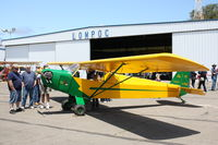 N11785 @ KLPC - Lompoc Piper Cub fly in 2010 - by Nick Taylor