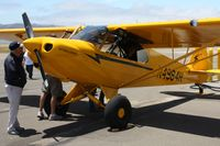 N4984H @ KLPC - Lompoc Piper Cub fly in 2010 - by Nick Taylor