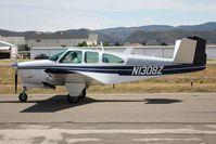 N1308Z @ KLPC - Departing 25 - by Nick Taylor