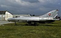 9904 @ LZKZ - flightline at Kosice AB