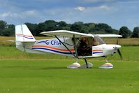 G-CFIA @ EGNY - Hull Aero Club Fly In - by glider