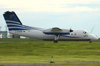 C-GOSW @ CYYC - ex HK-4432 with LAN Columbia - now registered to  Regional 1 Airlines Ltd. at Calgary - by Terry Fletcher