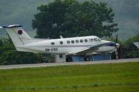 9M-KNS @ WMSA - Sabah Air - by Lanjat Media