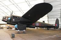FM136 - At AeroSpace Museum of Calgary
