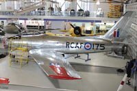23175 - At AeroSpace Museum of Calgary - by Terry Fletcher