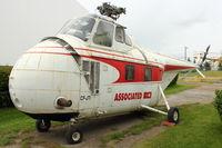 CF-JTI - At AeroSpace Museum of Calgary