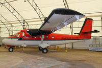 C-FPAT - The oldest Twin Otter at AeroSpace Museum of Calgary