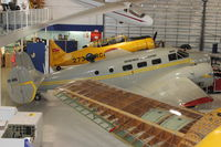 CF-GXC - At AeroSpace Museum of Calgary - by Terry Fletcher