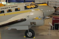 CF-GXC - At AeroSpace Museum of Calgary
