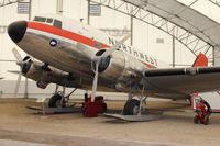 CF-BZI - At AeroSpace Museum of Calgary