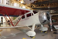 CF-AZM - At Aero Space Museum of Calgary
