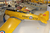 C-FRUJ - At Aero Space Museum of Calgary