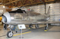 23175 - At Aero Space Museum of Calgary - by Terry Fletcher
