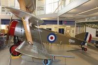 N6302 - At Aero Space Museum of Calgary